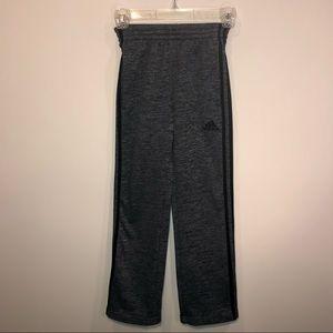 adidas Boy's Gray Sweatpants